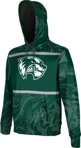 Utah Valley University: Men's Pullover Hoodie - Ripple