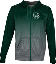 Load image into Gallery viewer, Utah Valley University: Boys' Full Zip Hoodie - Ombre