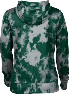 Utah Valley University: Women's Pullover Hoodie - Grunge