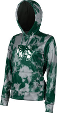 Load image into Gallery viewer, Utah Valley University: Women's Pullover Hoodie - Grunge