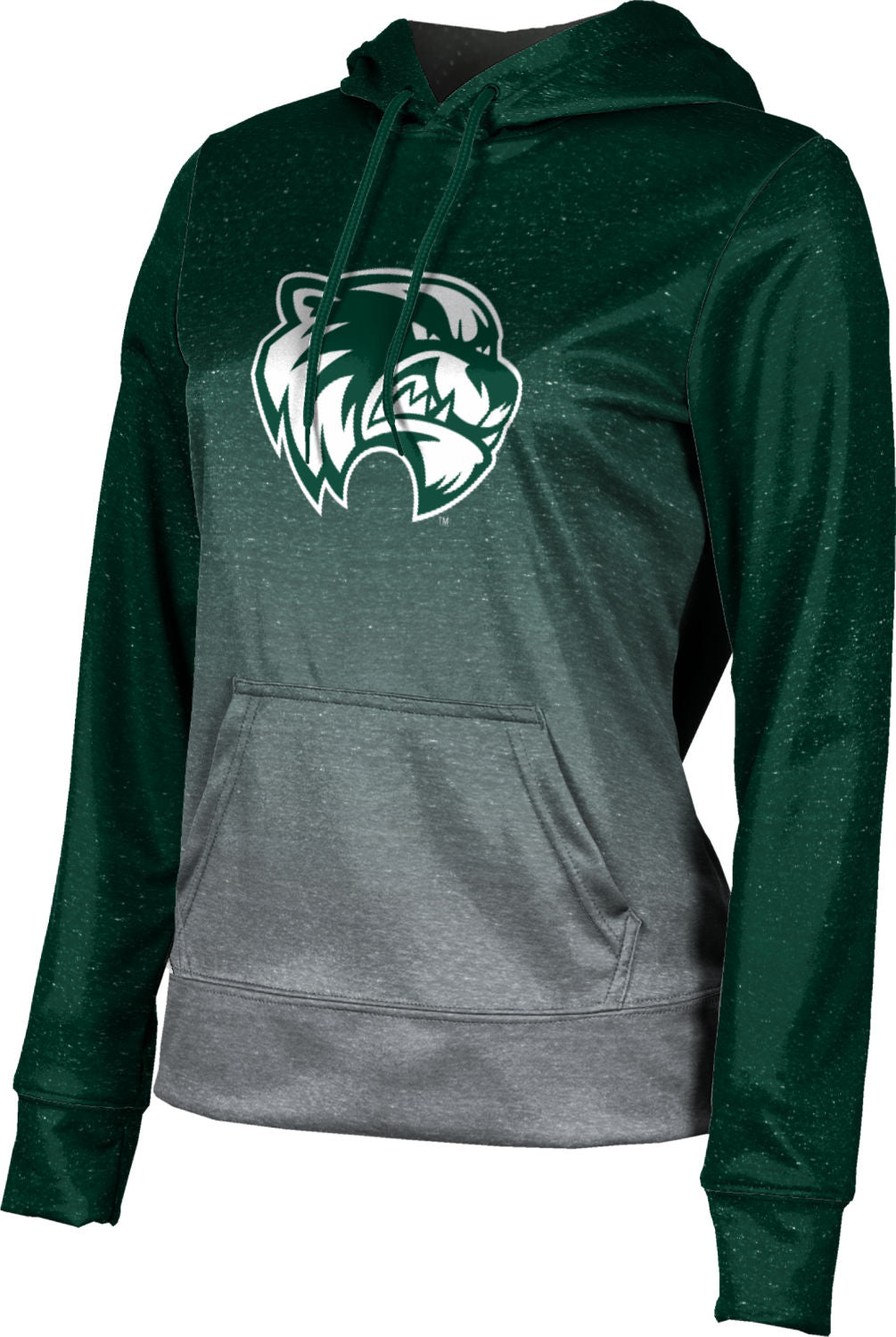 Utah Valley University: Girls' Pullover Hoodie - Gradient