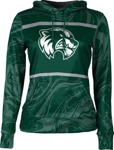 Utah Valley University: Women's Pullover Hoodie - Ripple