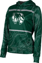 Load image into Gallery viewer, Utah Valley University: Women's Pullover Hoodie - Ripple