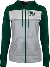 Load image into Gallery viewer, Utah Valley University: Women's Full Zip Hoodie - Prime