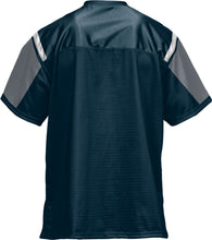 Load image into Gallery viewer, Utah State University: Men's Football Fan Jersey - Thunder Storm