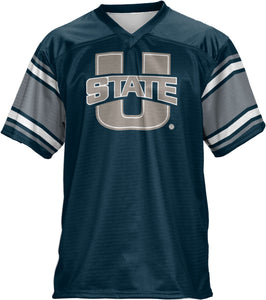Utah State University: Boys' Football Fan Jersey - Endzone