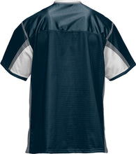 Load image into Gallery viewer, Utah State University: Boys' Football Fan Jersey - Scramble