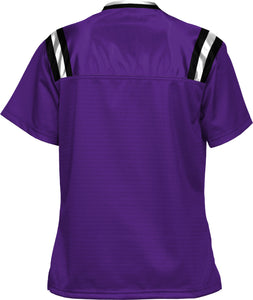 Weber State University: Women's Football Fan Jersey - Goal Line