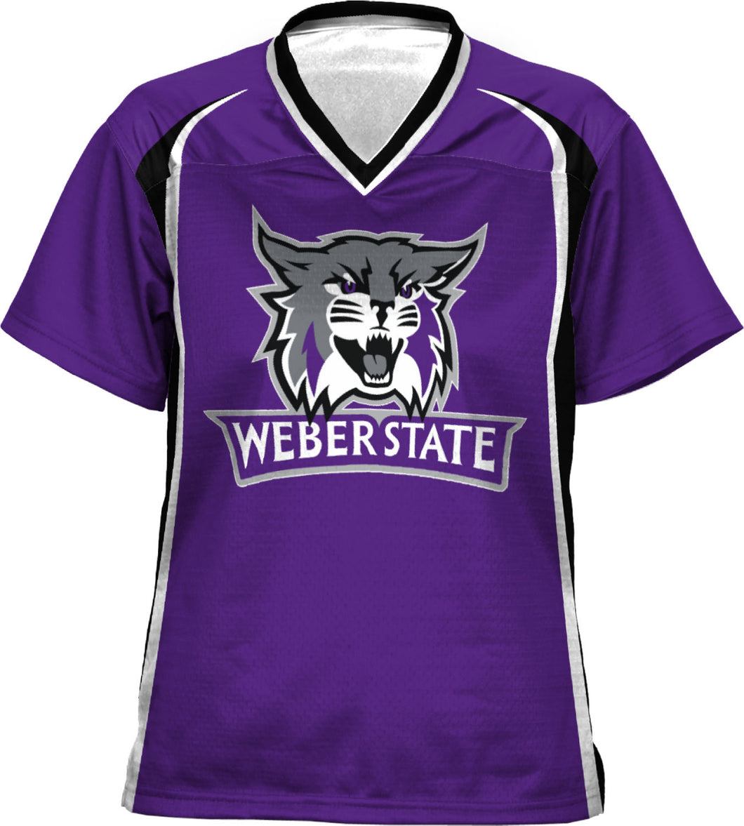 Weber State University: Women's Football Fan Jersey - Wild Horse