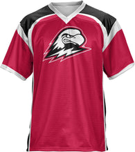 Load image into Gallery viewer, Southern Utah University: Boys' Football Fan Jersey - Red Zone