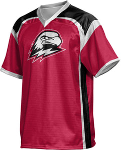 Southern Utah University Utah: Men's Football Fan Jersey - Red Zone