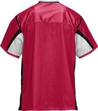 Load image into Gallery viewer, Southern Utah University Utah: Men's Football Fan Jersey - Scramble