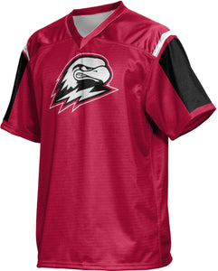 Southern Utah University: Boys' Football Fan Jersey - Thunder Storm