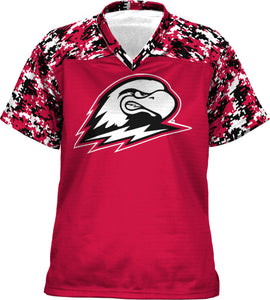 Southern Utah University: Girls' Football Fan Jersey - Digital