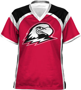 Southern Utah University: Women's Football Fan Jersey - Red Zone