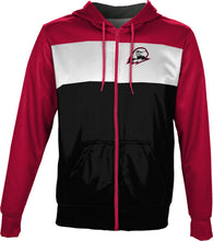 Load image into Gallery viewer, Southern Utah University: Boys' Full Zip Hoodie - Prime