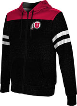 Load image into Gallery viewer, University of Utah Men's Full Zip Hoodie - Gameday