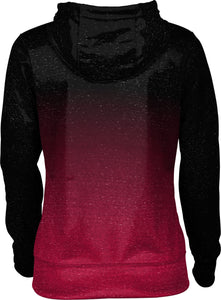 University of Utah: Women's Full Zip Hoodie - Ombre