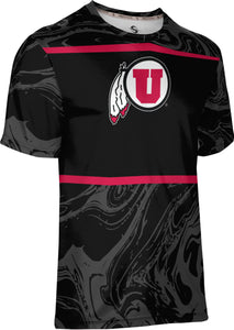 University of Utah: Boys' T-shirt - Ripple