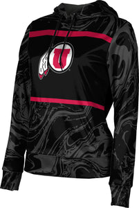 University of Utah: Women's Pullover Hoodie - Ripple