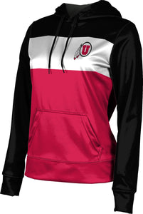 University of Utah: Women's Pullover Hoodie - Prime