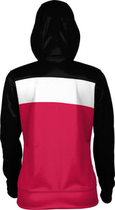 University of Utah: Girls' Full Zip Hoodie - Prime