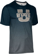 Load image into Gallery viewer, Utah State University: Men's T-shirt - Ombre