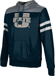 Utah State University: Men's Pullover Hoodie - Gameday