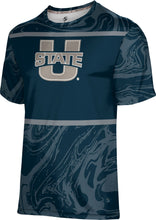 Load image into Gallery viewer, Utah State University: Boys' T-shirt - Ripple