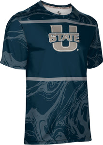 Utah State University: Boys' T-shirt - Ripple