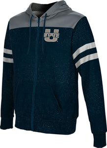 Utah State University: Boys' Full Zip Hoodie - Game Time