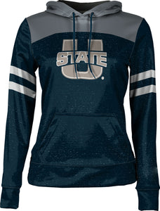 Utah State University: Girls' Pullover Hoodie - Game Day