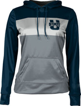 Load image into Gallery viewer, Utah State University: Women's Pullover Hoodie - Prime