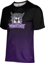 Load image into Gallery viewer, Weber State University: Men's T-shirt - Ombre