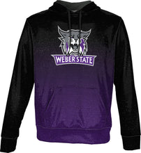 Load image into Gallery viewer, Weber State University: Men's Pullover Hoodie - Ombre