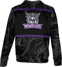 Load image into Gallery viewer, Weber State University: Men's Pullover Hoodie - Ripple