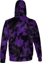 Load image into Gallery viewer, Weber State University: Men's Full Zip Hoodie - Grunge