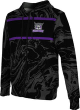 Load image into Gallery viewer, Weber State University: Men's Full Zip Hoodie - Ripple