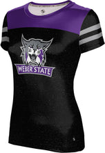 Load image into Gallery viewer, Weber State University: Women's T-shirt - Gameday