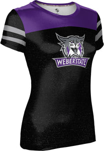 Weber State University: Women's T-shirt - Gameday