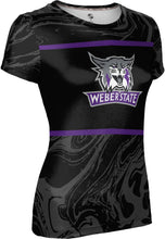 Load image into Gallery viewer, Weber State University: Women's T-shirt - Ripple