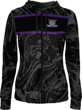 Load image into Gallery viewer, Weber State University: Women's Full Zip Hoodie - Ripple