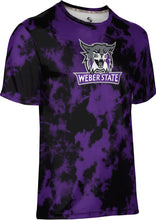 Load image into Gallery viewer, Weber State University: Boys' T-shirt - Grunge