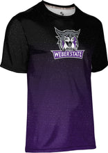Load image into Gallery viewer, Weber State University: Boys' T-shirt - Gradient