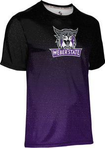 Weber State University: Boys' T-shirt - Gradient