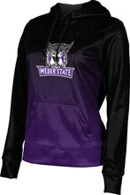 Load image into Gallery viewer, Weber State University: Girls' Pullover Hoodie - Ombre