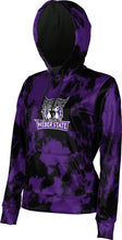 Load image into Gallery viewer, Weber State University: Women's Pullover Hoodie - Grunge