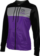 Load image into Gallery viewer, Weber State University: Women's Full Zip Hoodie - Prime