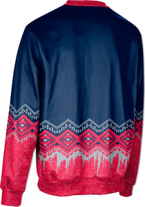 Dixie State University: Unisex Ugly Holiday Sweater - Frosty
