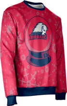 Load image into Gallery viewer, Dixie State University: Unisex Ugly Holiday Sweater - Snow Globe